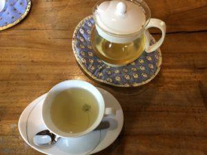 カフェ・ダグラスのお茶