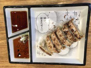 鶏そば156餃子