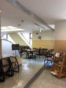 小平駅ランチ・ルネハーモニーの店内