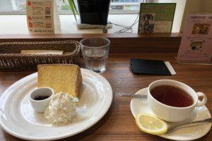 立川カフェのメニュー
