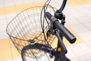 凪のお暇4巻登場の自転車