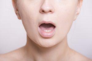 口呼吸チェック方法