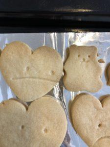 子供でも作れるクッキー