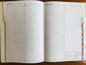 ワーママおすすめ手帳タスク管理