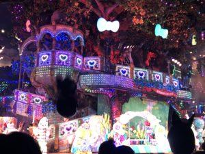 ピューロランドのパレード