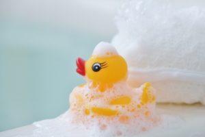 子供がお風呂を嫌がる場合