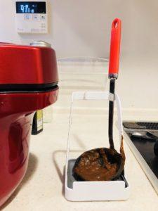 調理器具おすすめはお玉スタンド
