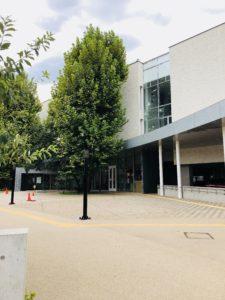 都立多摩図書館のアクセス