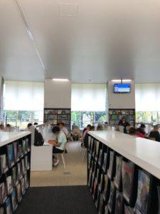 都立多摩図書館の口コミ