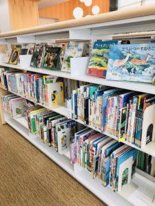 都立多摩図書館の子供の本