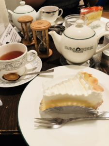 吉祥寺の紅茶カフェ多奈加亭