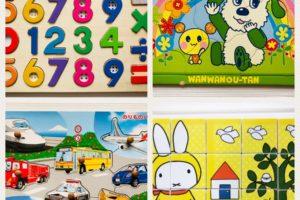 2歳のパズル