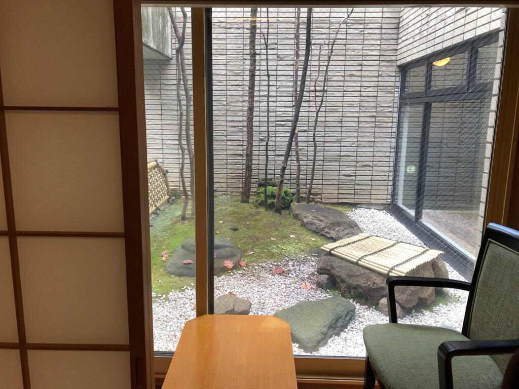 金沢白鳥路【ホテル山楽】の部屋