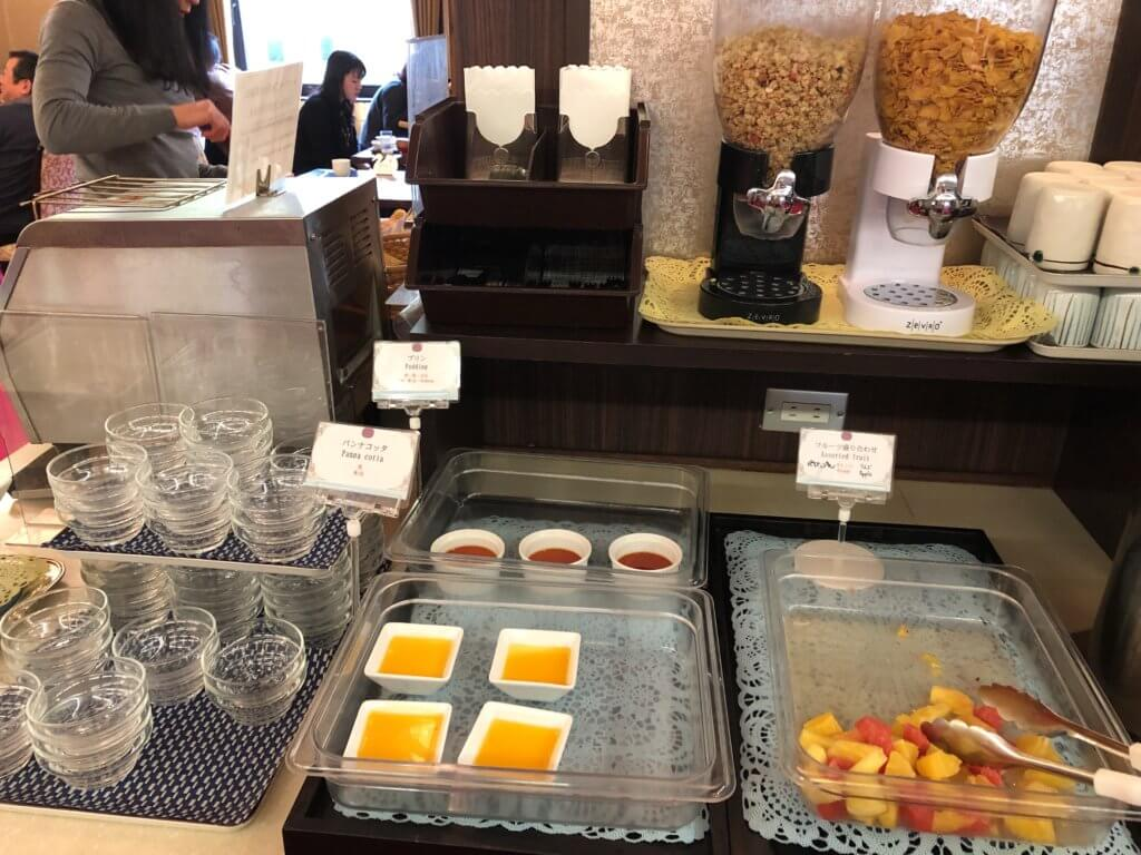 金沢白鳥路【ホテル山楽】の朝食